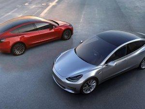 Model 3'e ilgi büyük oldu