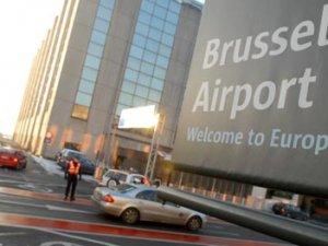 Bileti olmayanlar Brüksel Havalimanı'na giremeyecek