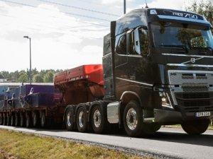 Yeni I-Shift'le kamyonlar, 325 ton yükle kalkabilecek