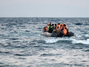 Ege Denizi'nde bot faciası: 4 kadın 1 çocuk öldü