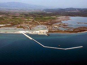 Ege Gübre Limanı'na Bakanlıktan 'Çandarlı' engeli