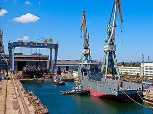 Rusya füze gemilerini Kırım'daki More Tersanesi'nde inşa edecek