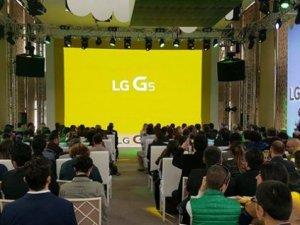 LG G5 Türkiye lansmanı gerçekleşti