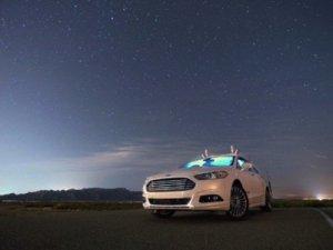 Ford Otonom araçlar gece sürüşünde daha güvenli