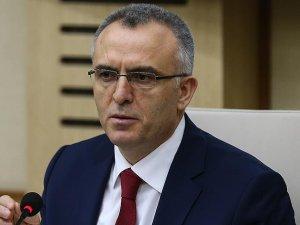 Maliye Bakanı Ağbal: Bütçe ocak-mart döneminde 46,3 milyon lira fazla verdi