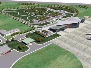 İşte Balıkesir'in yeni havalimanı