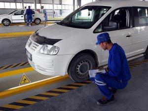 Araç muayenesinde 'ağır kusur' düzenlemesi