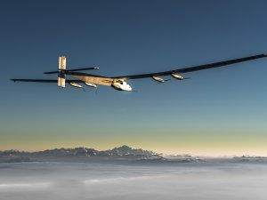 Solar Impulse 2 Türkiye hava sahasına girdi