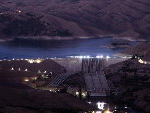Türkiye'nin 3 büyük barajı enerji üretimini artırdı