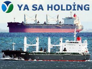 M/V WORLD ile M/V SHARP, 18 milyon 600 bin dolara YASA Holding'e satıldı