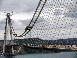 Yavuz Sultan Selim Köprüsü inşaatında 'İkramiye' krizi