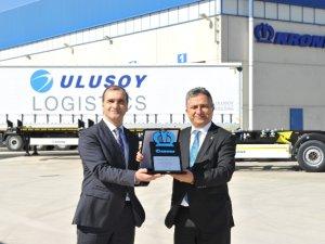 Ulusoy Logistics'in, filo yatırımındaki tercihi Krone
