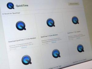 Windows için QuickTime güncellemesi gelmeyecek