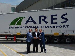 Ares'in intermodal taşımacılıkta tercihi yine TIRSAN