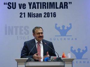 Orman ve Su İşleri Bakanı Eroğlu: HES'ler Türkiye'de elektriğin sigortasıdır