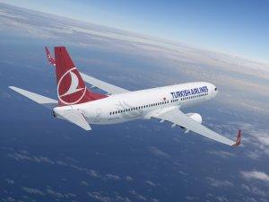 Türk Hava Yolları'nın yeni uçağı yolda