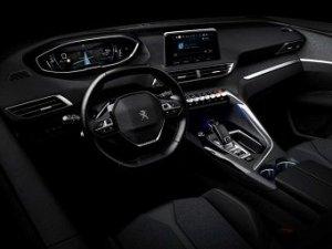 Peugeot'un yeni nesil kokpit tasarımı tanıtıldı