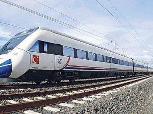 Ankara-İzmir Hızlı Tren Projesi'ne 879 Milyon TL