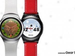Samsung Gear S3 için büyük bir iş birliği yapabilir