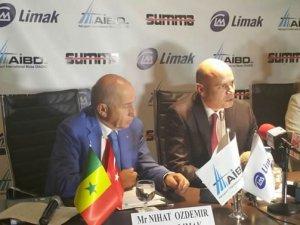 Limak ve Summa Senegal'de AİBD Havalimanı'nın inşaatını tamamlayacak