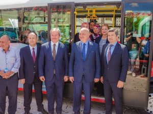Manisa'nın ulaşımı Karsan'a emanet