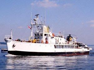 Kaptan Cousteau'nun Calypso'su Yalova'da tamire alındı