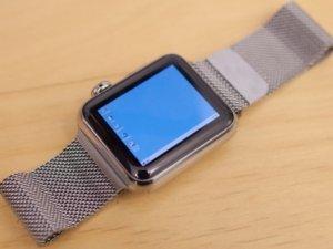 Apple Watch'a Windows 95 yükledi!