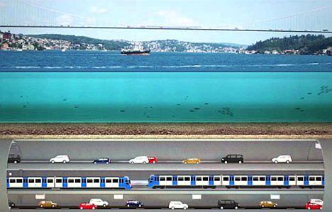 3 Katlı Büyük İstanbul Tüneli ihalesi için geri sayım
