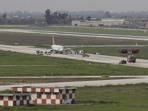 THY uçağı Kosova'da pistten çıktı