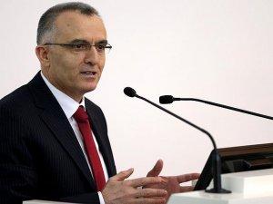 Maliye Bakanı Ağbal: 2013 Mayıs ayından bu yana yakalanmış en düşük enflasyon
