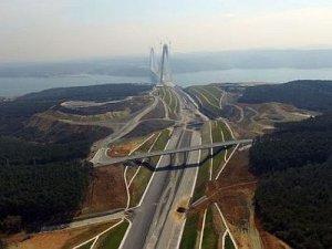 3. Köprünün bağlantı yollarının ihalesi yarın yapılacak