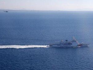 Kuzey Ege'deki Yunan adalarına sığınmacı geçişleri durdu