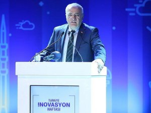 Ekonomi Bakanı Elitaş: Ar-Ge'ye ayrılan payı yüzde 3'e çıkarmak en önemli hedefimiz