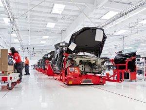 Tesla, yılda 500 bin otomobili hedefliyor