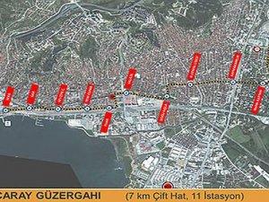 Kocaeli Büyükşehir Belediyesi Tramvay hattını 8 kilometre uzatacak