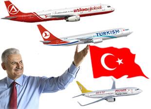 Binali Yıldırım: Türkiye hava ulaşımında kendi rekorunu kıracak