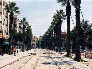 Karşıyaka tramvay hattında yine güzergah revizyonu yapıldı