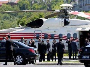 Cumhurbaşkanı 3. köprü ve 3. havalimanını denetliyor