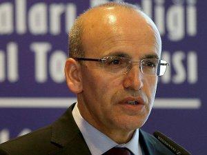 Ekonomiden Sorumlu Başbakan Yardımcısı Şimşek: Mega bankın Türkiye'de kurulması için diyalog içerisindeyiz
