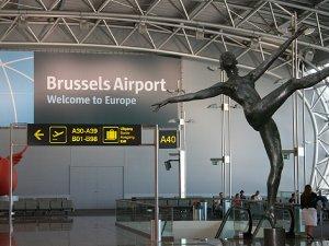 Brüksel Havalimanı'nda grev krizi