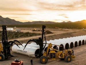 Hyperloop testleri başlıyor