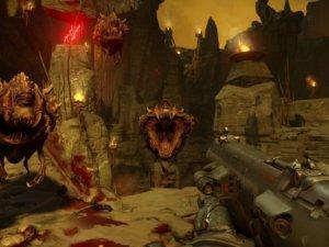 Doom için yeni video yayınlandı