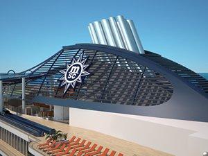 'MSC Seaside' ilk seferini Karayiplere yapacak