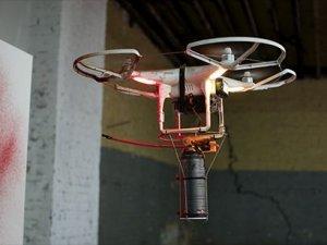 Kendi kendini imha eden drone üretildi