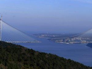 3. Köprü'de asfalt döküm çalışmaları başladı