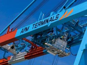 APM'den 29 ayrı noktada konteyner tartım hizmeti