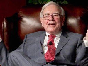 Warren Buffett'tan milyar dolarlık itiraf