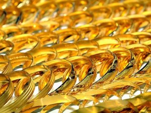 Altının kilogramı 123 bin 100 liraya yükseldi
