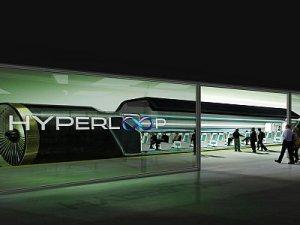 Hyperloop insanın yanı sıra otomobil de taşıyacak