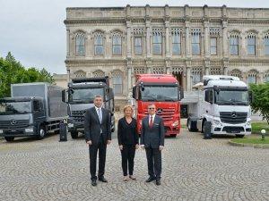 Mercedes-Benz Türk, kamyon ürün yelpazesini tamamen yeniledi